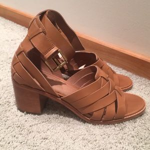 Frye Bianca Huarache 2 Piece Sandals